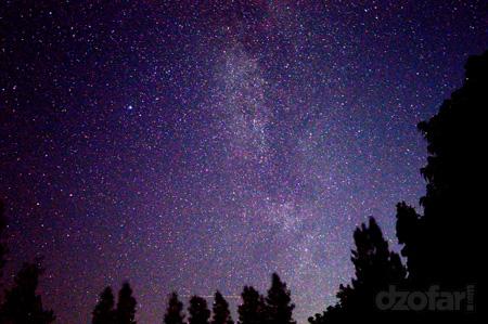 Milky Way di Waduk Perning