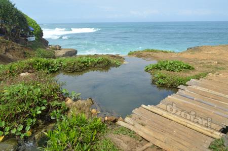 Asal air terjun banyu tibo
