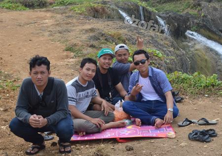 Duduk di Banyu Tibo