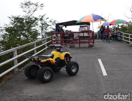 ATV Gunung Kelud