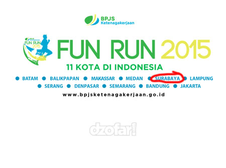 Fun Run BPJS Surabaya