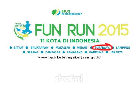 Fun Run BPJS Surabaya