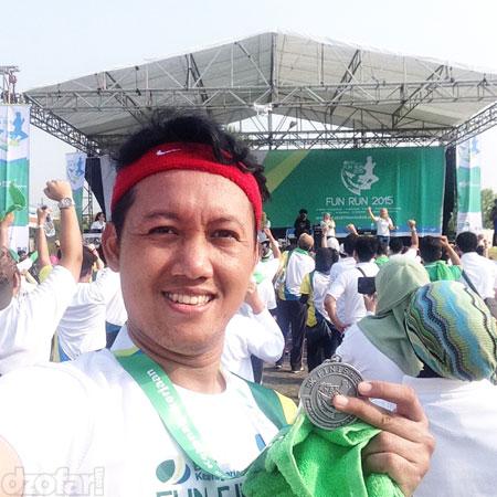 Selfie medali