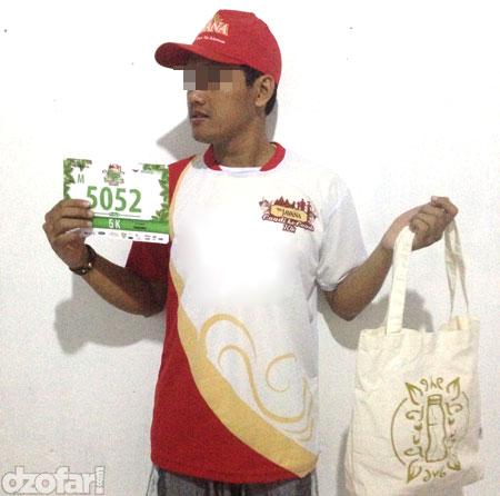 Race Pack Teh Javana Candi ke candi