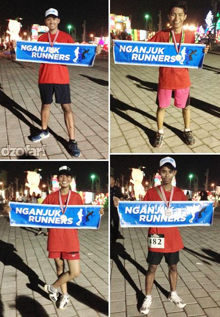 Nganjuk runners bareng