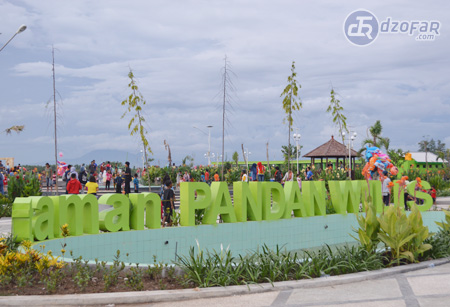 Taman Pandan Wilis Nganjuk