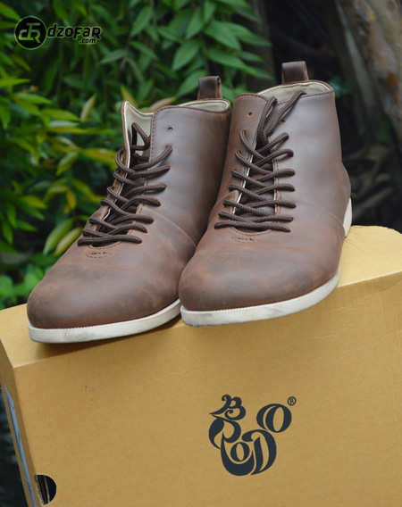 Brodo Signore Vintage Brown Cream Sole