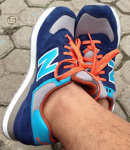 Sepatu baru New Balance