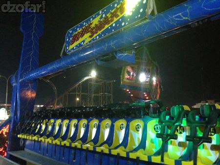 Blue Shake Surabaya Carnival
