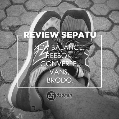 Review Sepatu