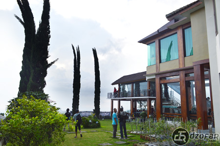Villa Segoro Gunung