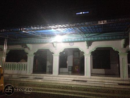 Masjid ada payonnya