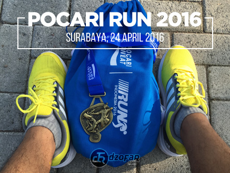 Pocari Sweat Run 2016 Surabaya
