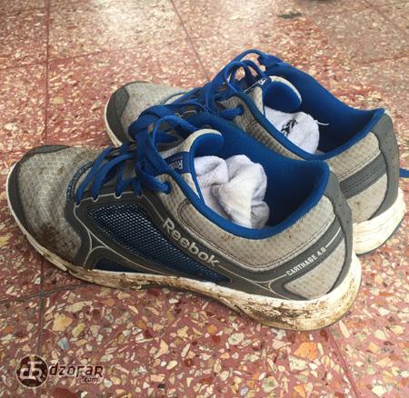 Sepatu Reebok Carthage RS 4