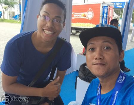 With Ndofans Sidoarjo, Irvan Heru