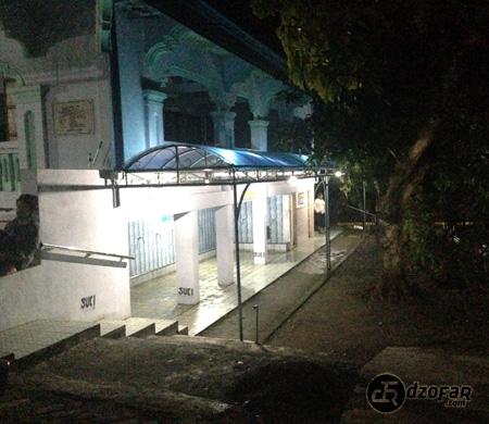 Tempat Wudlu masjid