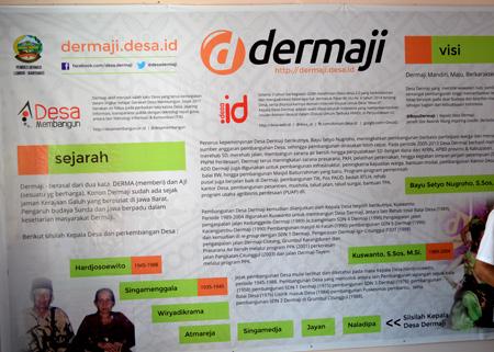 Website desa dermaji