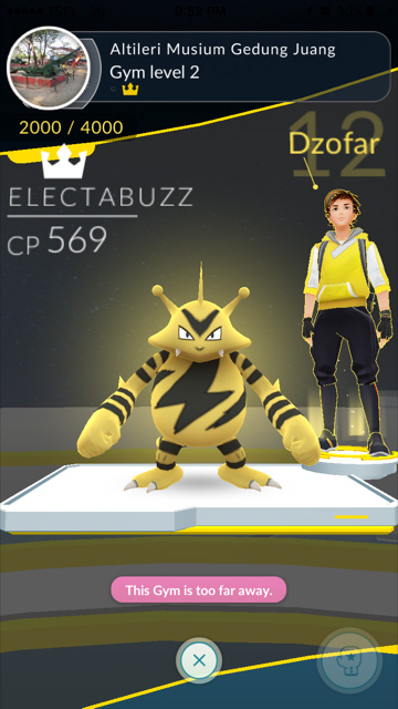 Gym Dzofar