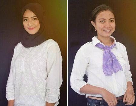 Nadia dan Mega