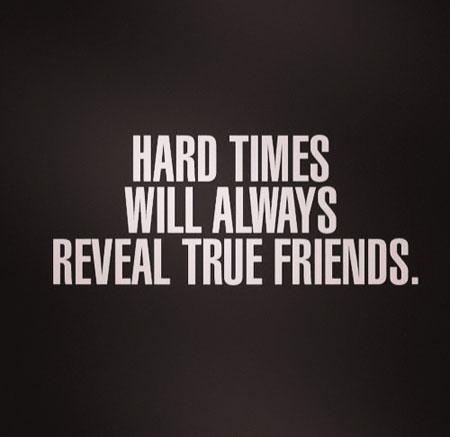 fake friend quote