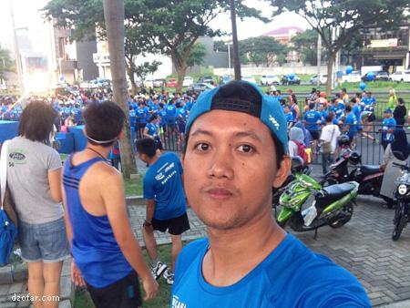 Selfie Pocari