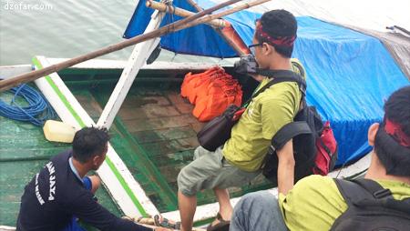 Naik perahu