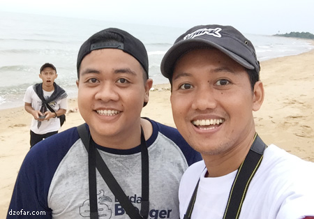 Selfie with ehm ehm