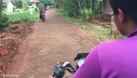 jalan paving