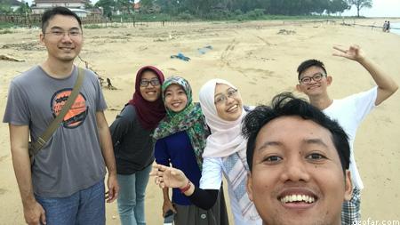 Selfie di Nepa