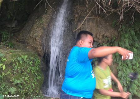 air terjun toroan mini