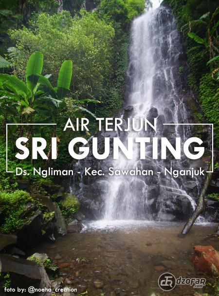 Air Terjun Sri Gunting