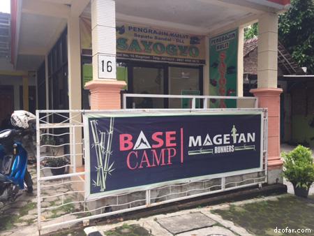 basecamp magetan runner