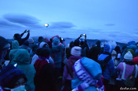 ramai di bukit kingkong