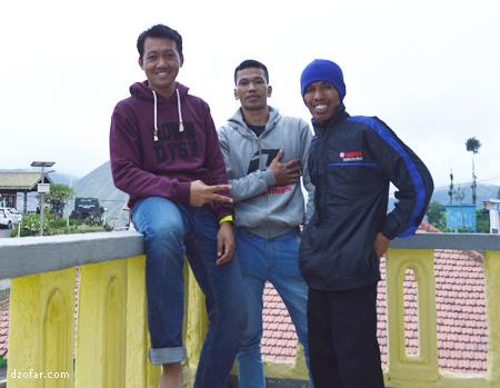 dengan Aji dan Yudin