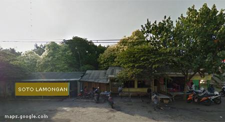 Soto lamongan terminal probolinggo