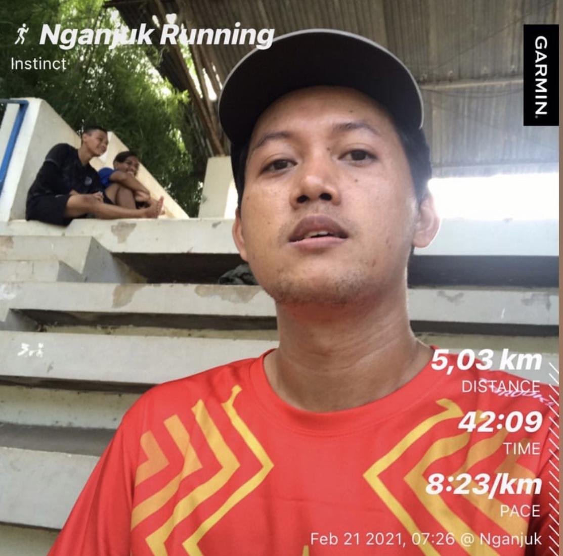 Lari 21 Februari 2021