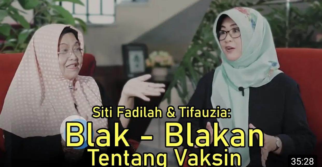 Siti Fadilah dan Tifauzia