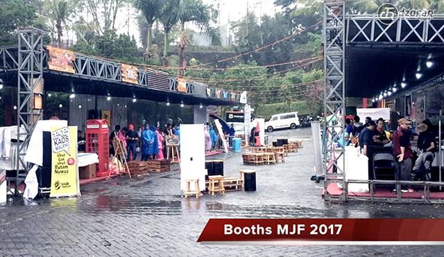 booth MJF 2017
