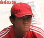 Topi Cardinal Merah