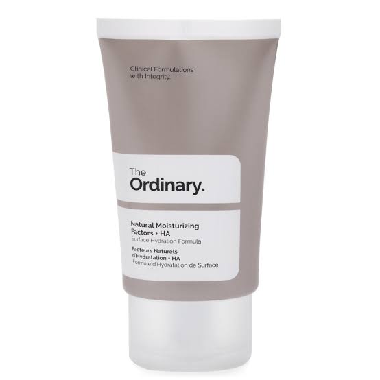 The Ordinary Natural Moisturizer Factor