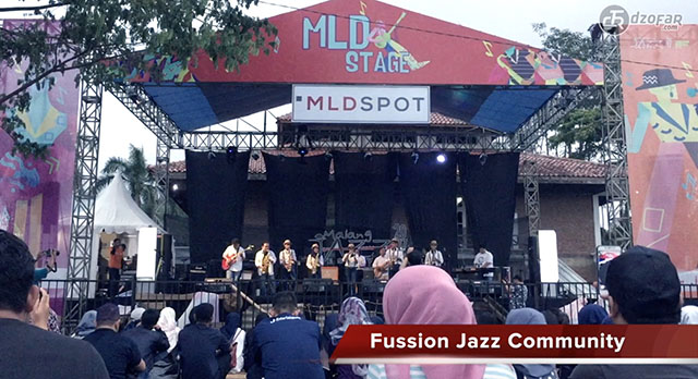 Fussion jazz Community