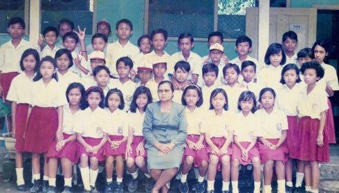 SDN Kauman 2 Nganjuk 1996