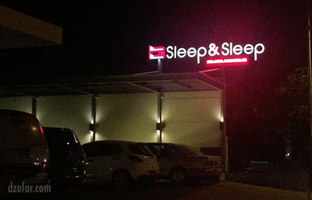 Sleep and Sleep Capsule Semarang