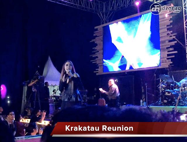 Krakatau Reunion