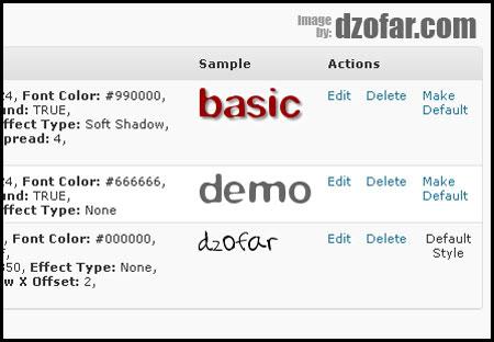 TTF Title plugin Tampilan di dashboard wordpress