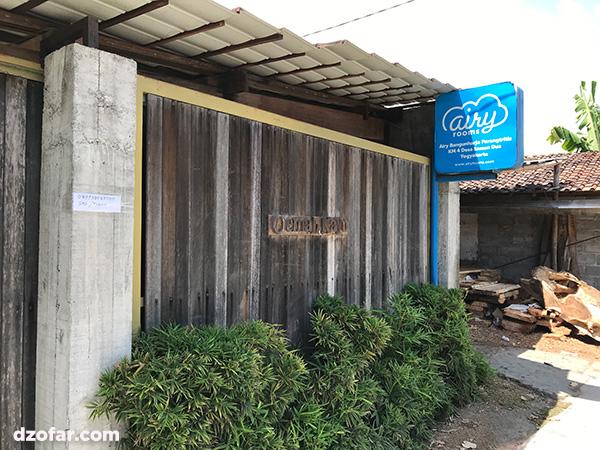Airy Room Bangunharjo Parangtritis Yogyakarta