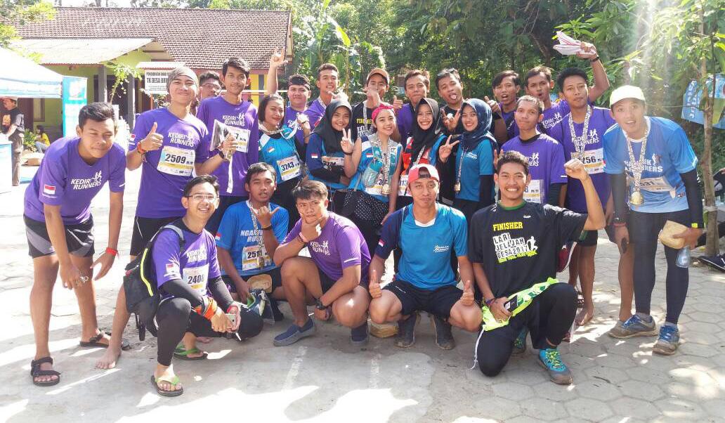 Nganjuk runners dan kediri runners
