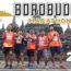 Borobudur Marathon 2017 yang Kece Abis!