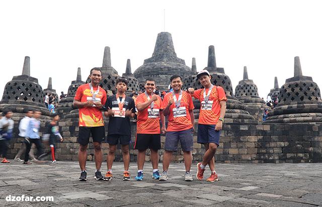 bodobudur Marathon 2017