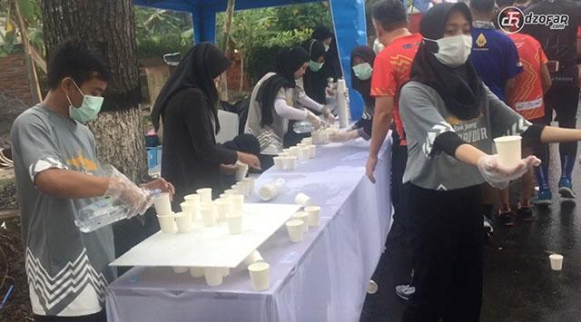 water stations borobudur marathon